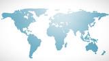 planisphère bleu