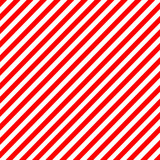Fototapety Diagonal stripe red-white pattern vector