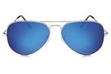 Fototapety aviator sunglasses isolated on white background