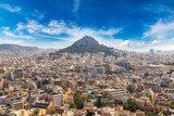 Lycabettus hill in Athens, Greece - 100799685