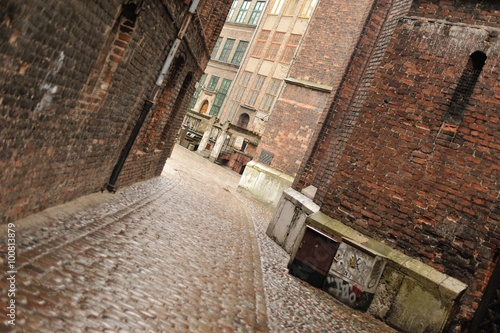 Gdansk old town experience © sebastiangora