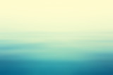Fototapety Abstract clear blue water in blurred background concept