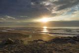 Spiaggia della Camargue.