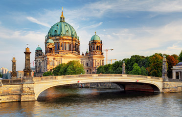Berlin cathedral, Berliner Dom