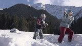 Active Holiday in the Mountains