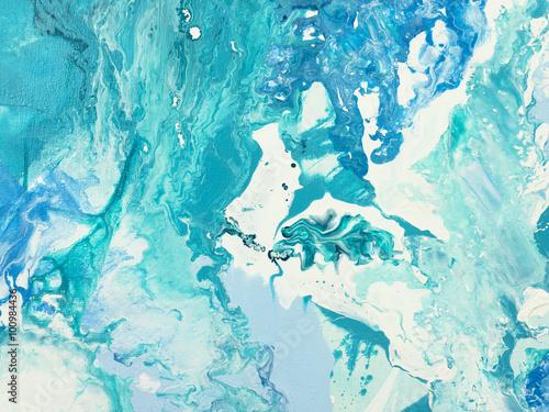niebieska-marmurowa-tekstura-wodna