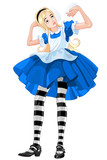 Alice Grow-up