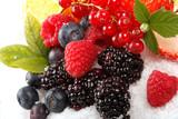 Frutta mista - Frutti di bosco