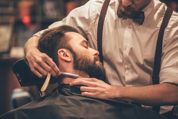 Making hair look magical.