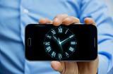 telefonino, tempo, orologio, orologi