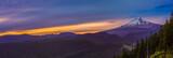 Beautiful Vista of Mount Hood in Oregon, USA - 101083652
