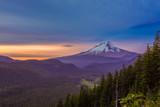 Beautiful Vista of Mount Hood in Oregon, USA - 101083664