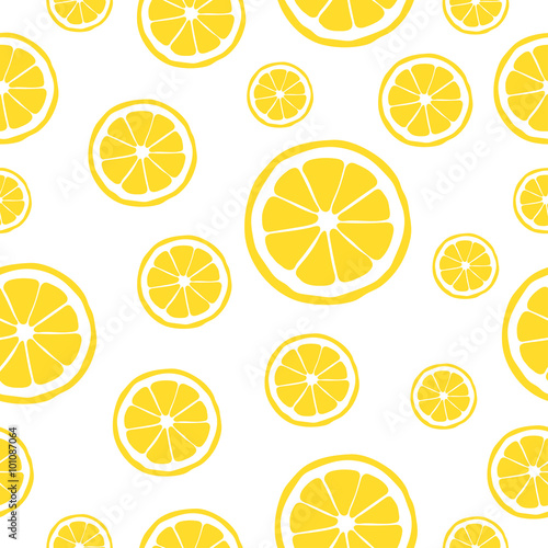 Lemon pattern - 101087064