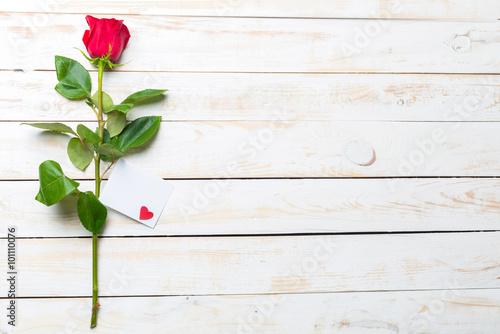 Zdjęcia na płótnie, fototapety, obrazy : St. Valentine's day gift