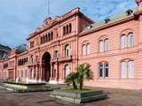 Präsidentenpalast Casa Rosada in Argentinien