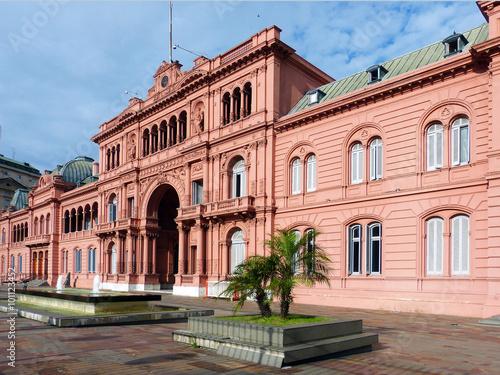 Papiers peints Buenos Aires Präsidentenpalast Casa Rosada in Argentinien