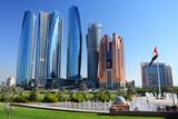 Skyscrapers of Abu-Dhabi - 101147846