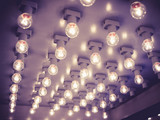 Fashion show Event Catwalk Lights decoration background
