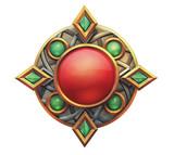 Shaman Fantasy Emblem