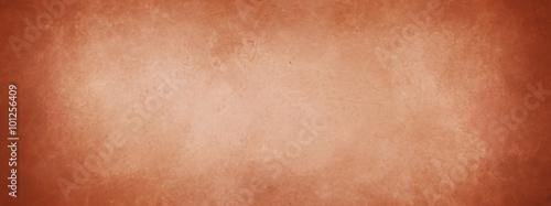 brązowy miedzi pomarańczowy tło, vintage marmurkowe teksturowane granicy