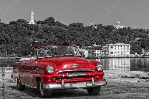 Foto op Canvas Havana Cuba Casablanca Havanna sw