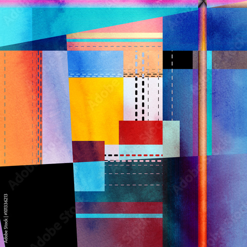 Zdjęcia na płótnie, fototapety na wymiar, obrazy na ścianę : graphic abstract background