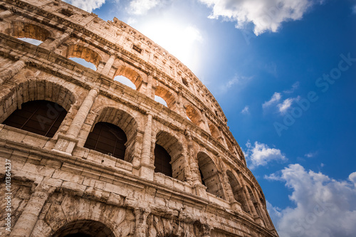 Great Colosseum in Rome