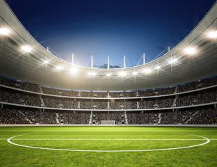 Stadion Mittellinie neutral 3