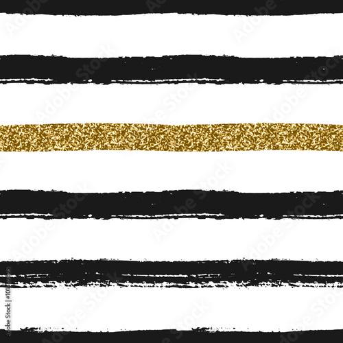 Seamless Striped Pattern - 101389895