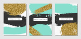 Abstract Design Cards Set - 101393034