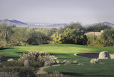 desert golf course landscape community