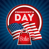 presidents day sale design