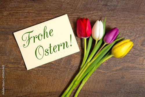 Zdjęcia na płótnie, fototapety, obrazy : Frohe Ostern