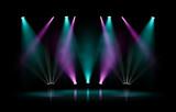 Scène et projecteurs vectoriels 1 - 101610030