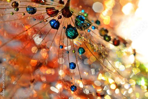 Naklejka colorful life