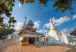 Wat Phrathat Doi Kongmu, Mueang Mae Hong Son Province, Thailand