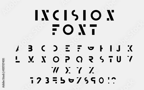Color alphabetic fonts and numbers. Vector eps10 illustrator. - 101707400