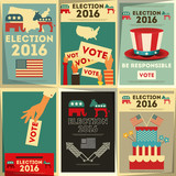 Presidential Election Voting - 101749041