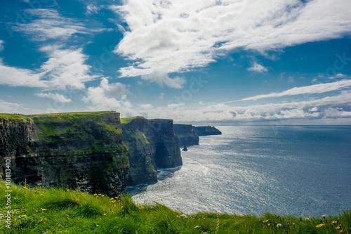 Fototapeta Cliffs of Moher in Irland