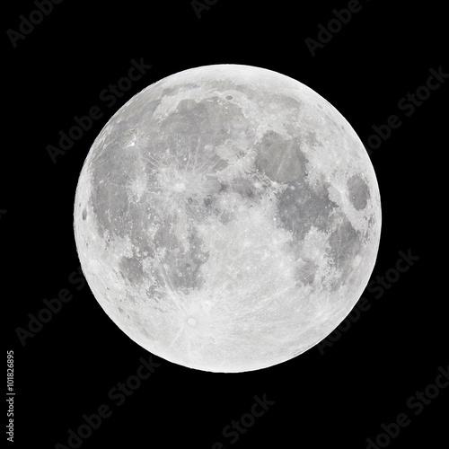 Full Moon - super moon