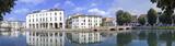 Treviso ed il Sile, panorama cittadino - 101844080