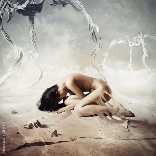 awakening, surrealism - 101845869
