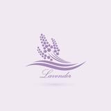 Lavender label