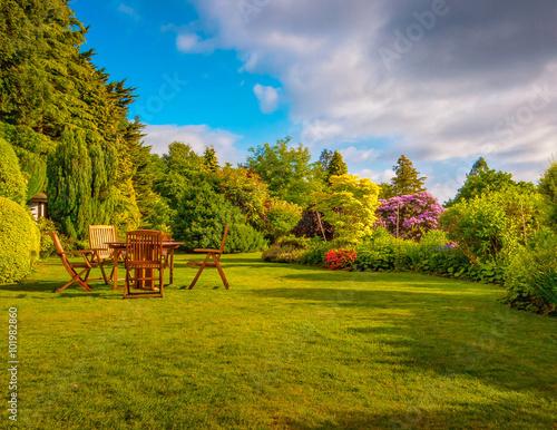 obraz PCV Garden