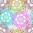 Vintage seamless floral pattern. Vector, EPS 10