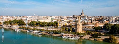Panorámica de Sevilla