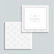 Obrazy na płótnie, fototapety, zdjęcia, fotoobrazy drukowane : Wedding invitation design