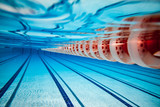 Fototapety Swimming pool background