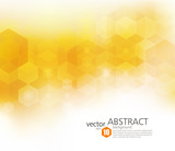 Fototapety Vector Abstract geometric background. Template brochure design
