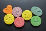 Ecstasy pills - 102225413